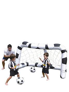 inflatable-goal-and-two-balls