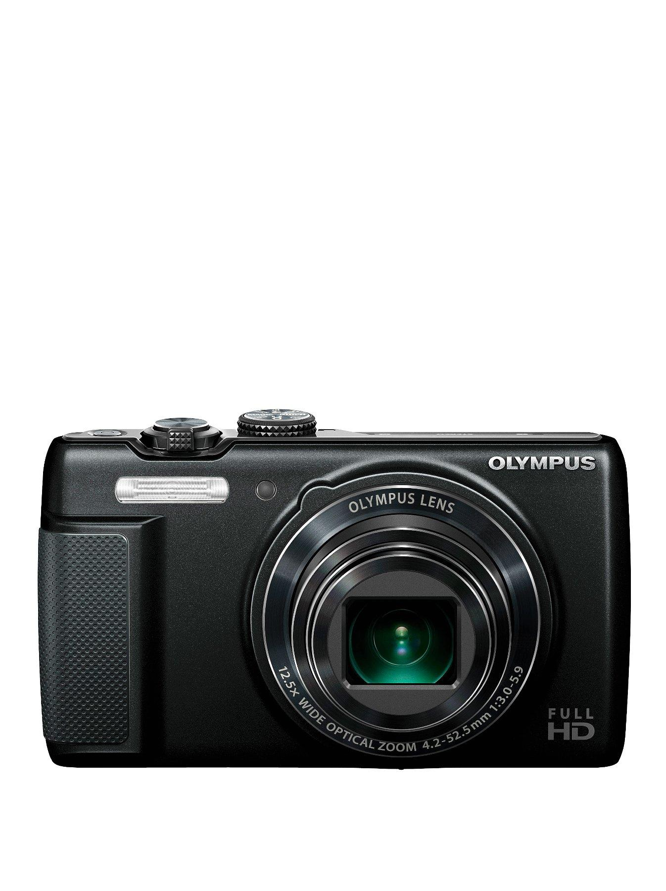 SH-21 16 Megapixel Digital Camera - Black