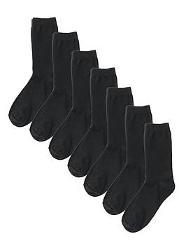 intimates-essentials-socks-7-pack