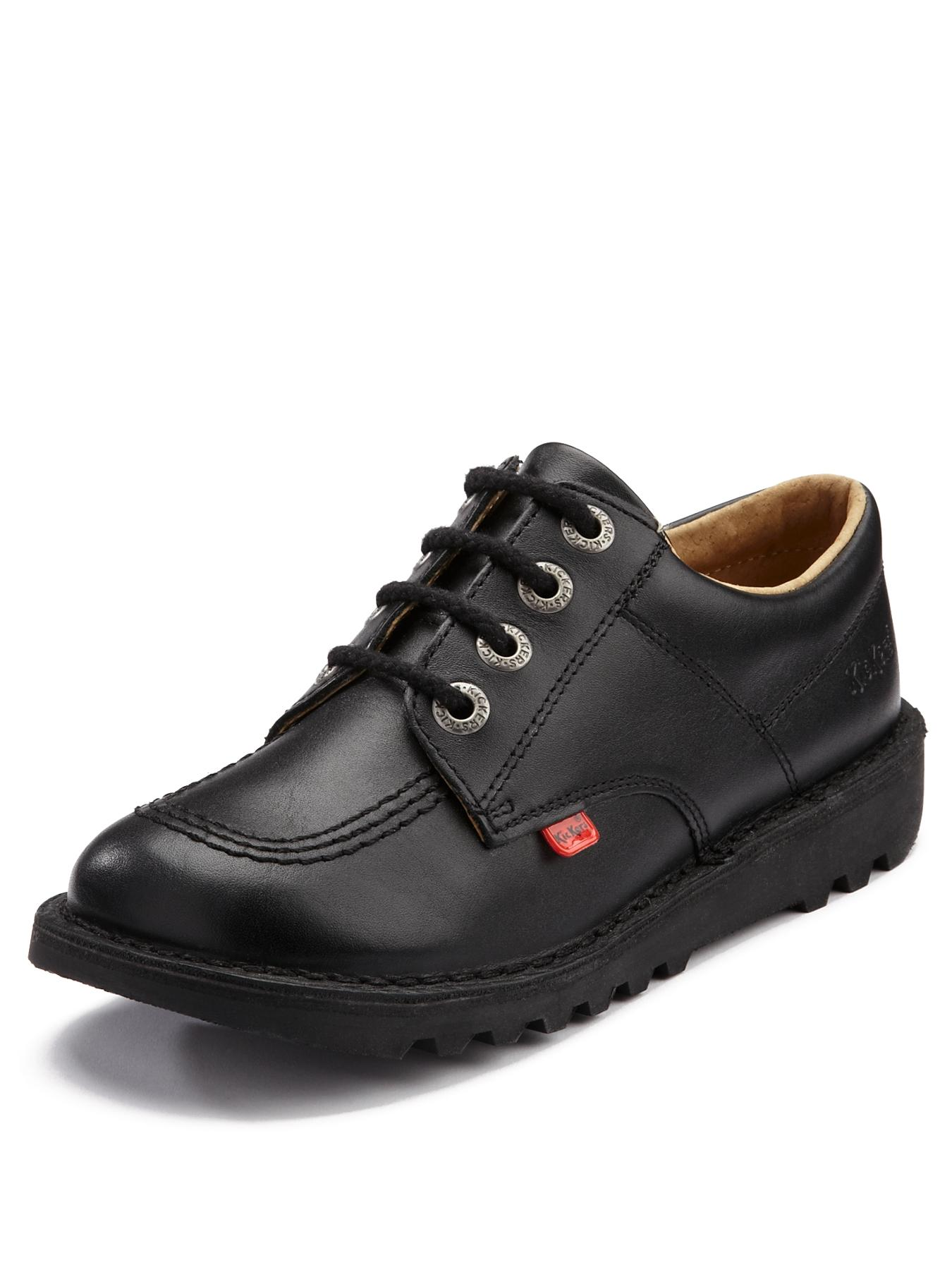 Kick Lo Core Shoes, Black