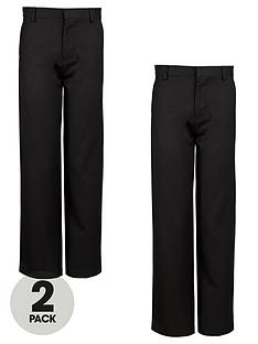 top-class-boys-school-uniform-trousers-2-pack