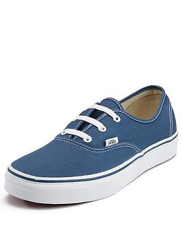 vans-authentic-plimsolls