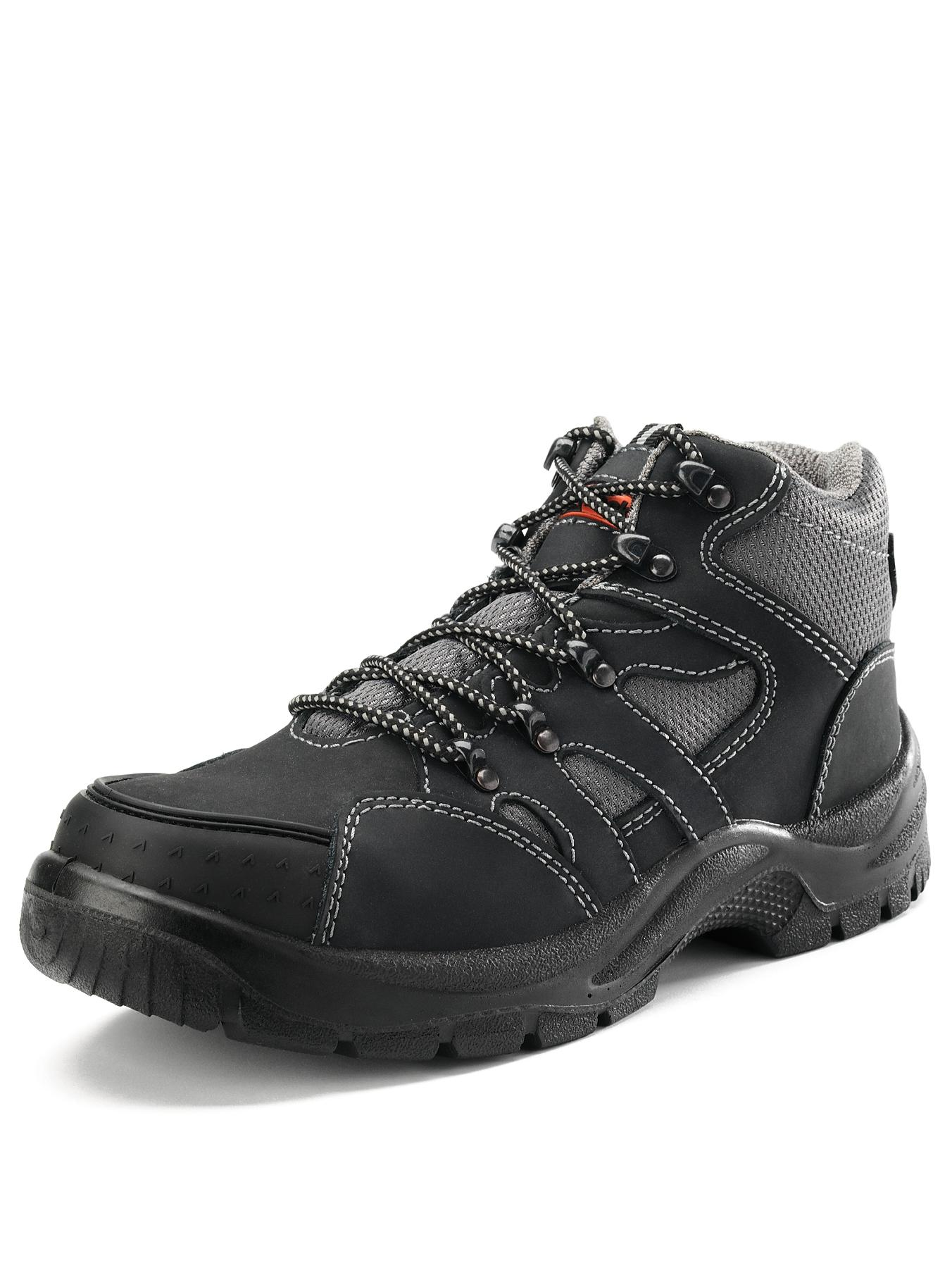 Stormforce Hiker Mens Safety Boots, Black