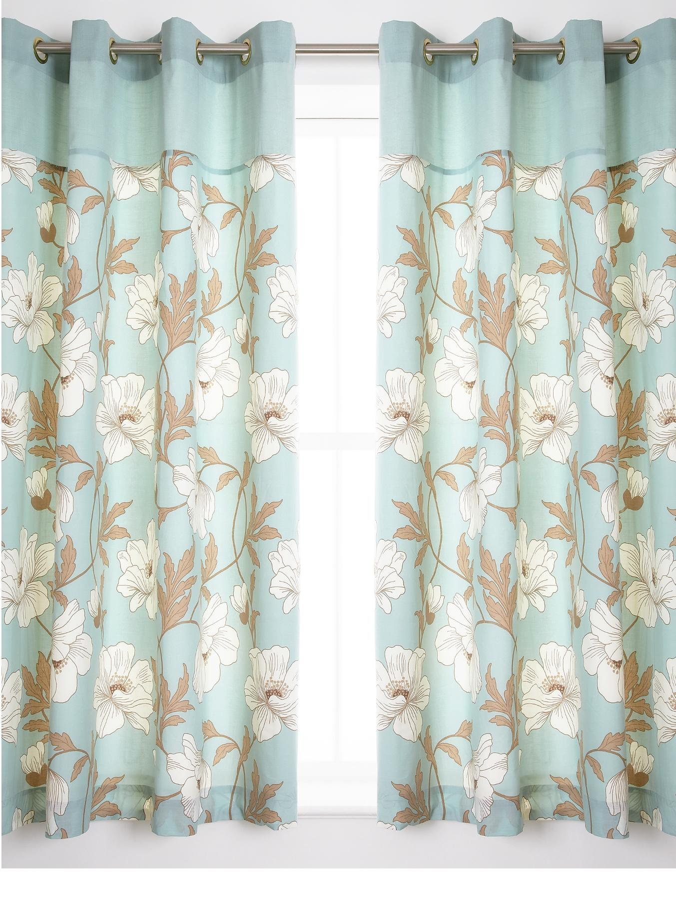 Magnolia Eyelet Curtains
