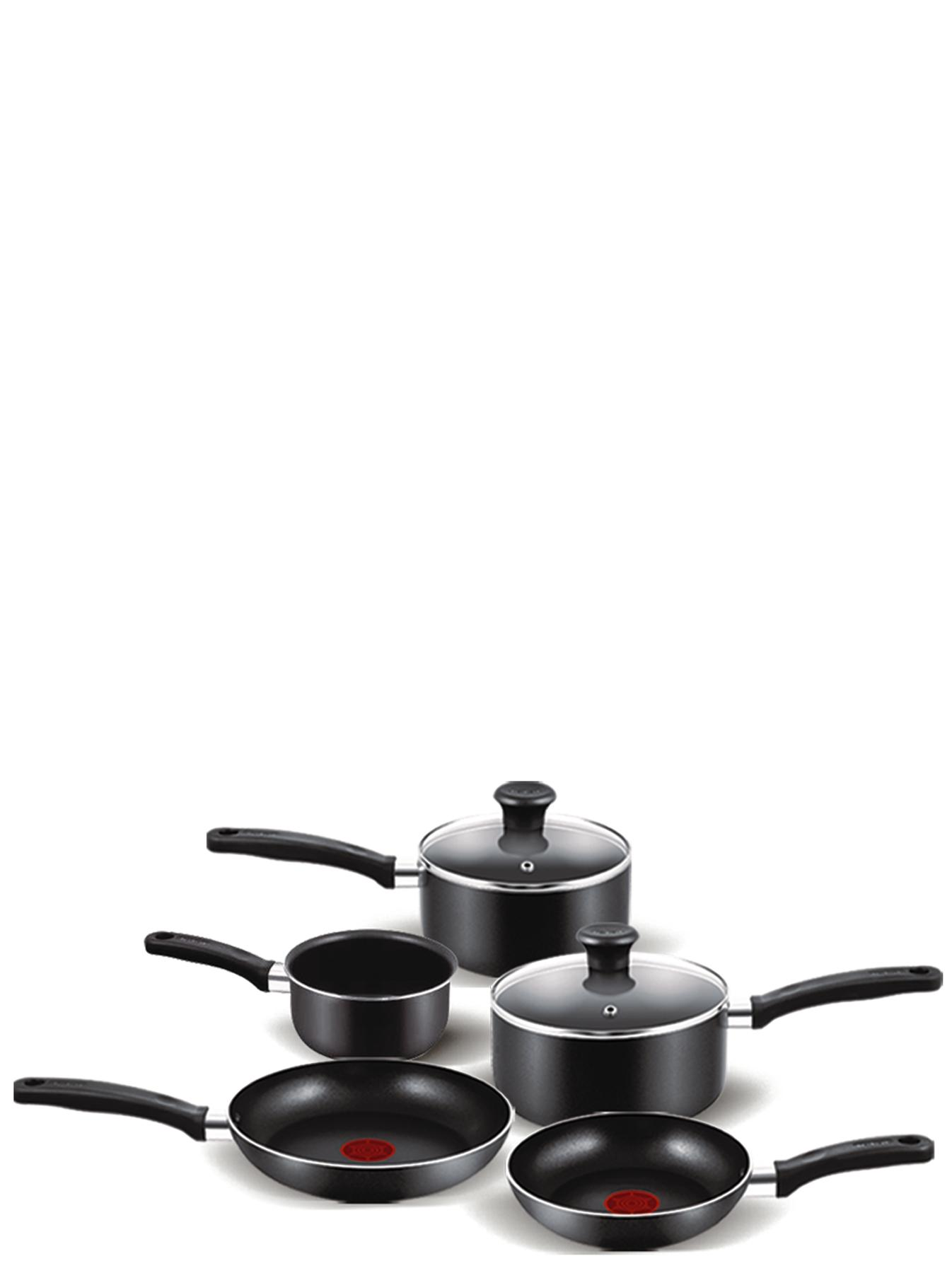 Tefal Delight 5 Piece Pan Set