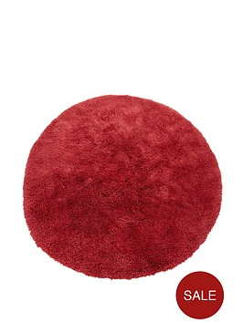 washable-circular-shaggy-rug