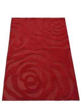 Rose Washable Rug