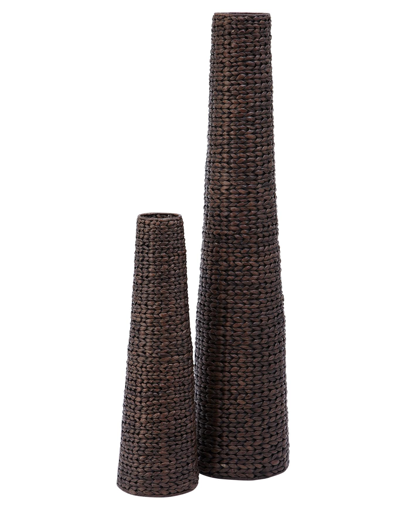 Arrow Weave Large Vases (2Pack)