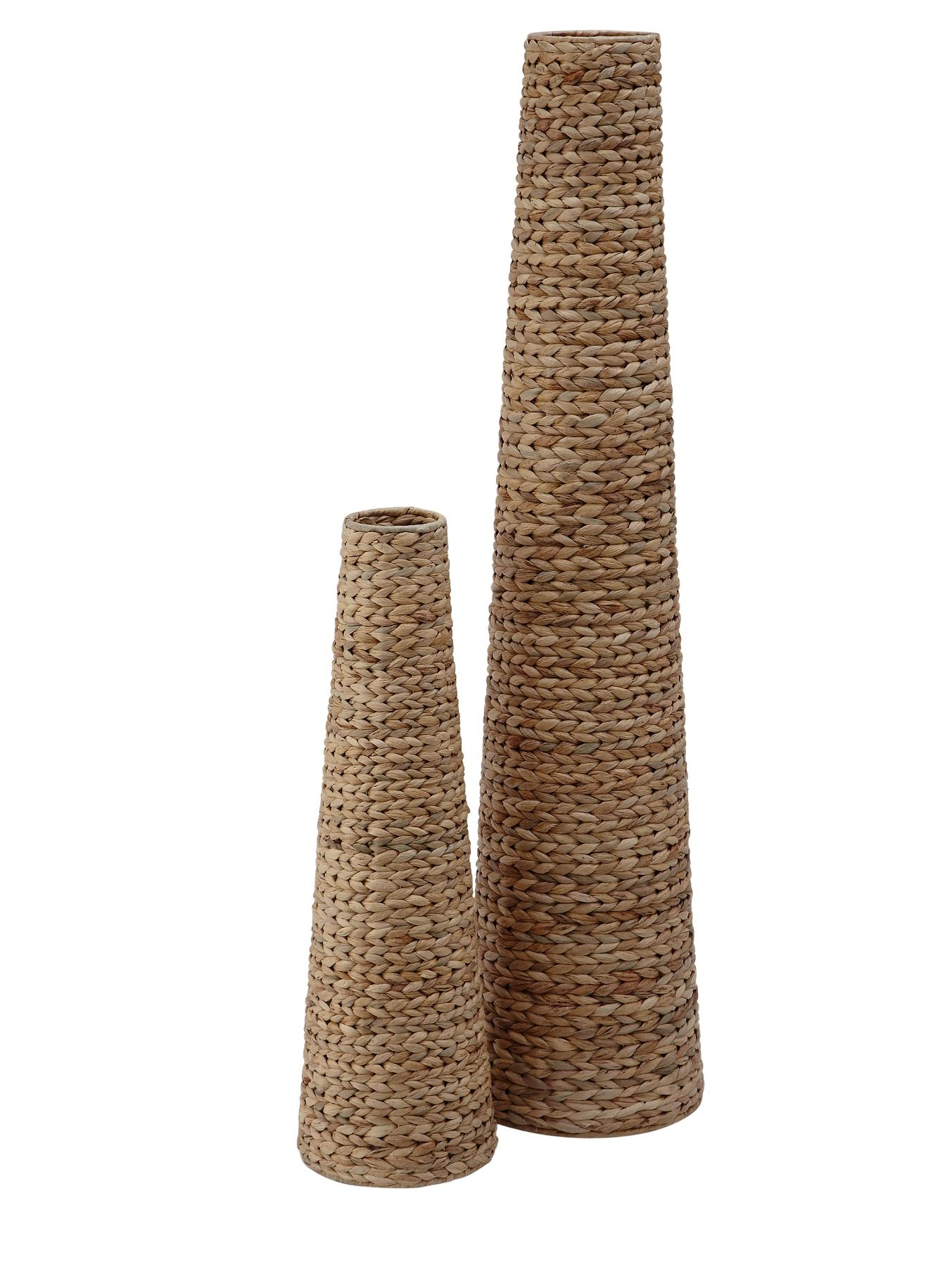 Arrow Weave Large Vases (2 Pack)