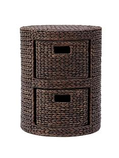 2-drawer-arrow-weave-wicker-chest-chocolate