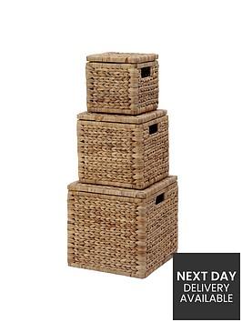 arrow-weave-wicker-storage-baskets-set-of-3