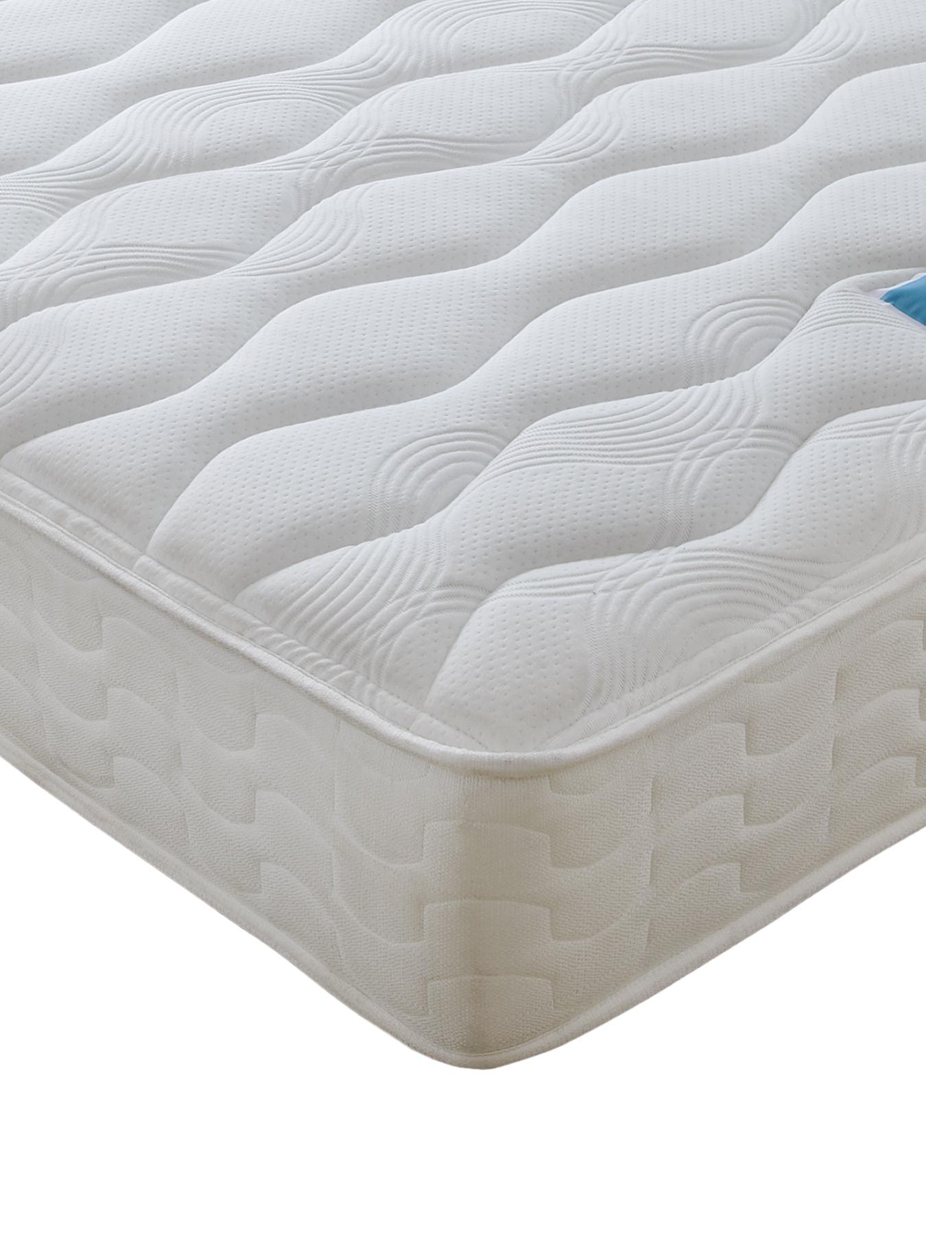 Miracoil 3 EcoMemory Mattress - Medium Firm