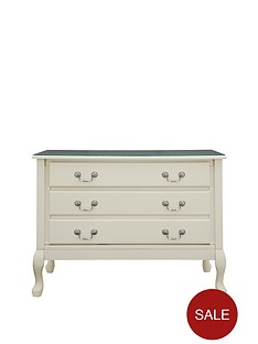 elysee-plain-fronted-wide-chest-of-3-drawers