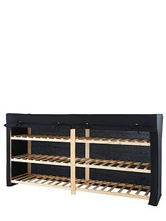 canvas-3-tier-double-shelf-unit