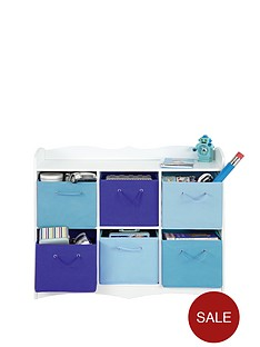 kidspace-2-tier-toy-storage-unit