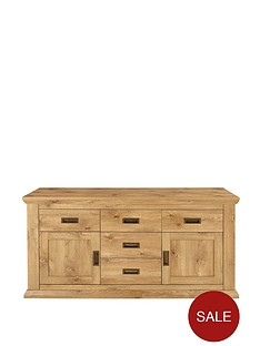 clifton-2-door-5-drawer-sideboard
