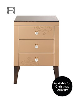 scaramouche-3-drawer-table