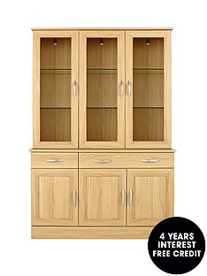 consort-kensington-3-door-display-unit