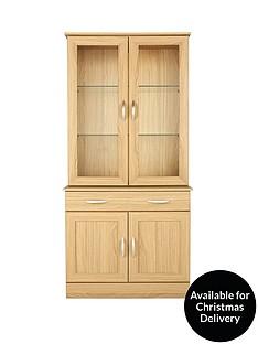 consort-kensington-part-assembled-2-door-display-unit