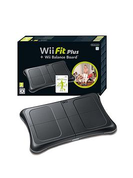 nintendo-wii-fit-plus-with-black-balance-board