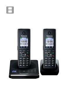 panasonic-kx-tg8562eb-telephone-with-answering-machine-twin-pack