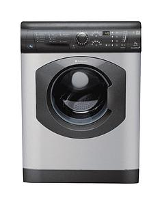 hotpoint-wdf740gl-1400-spin-75kg-load-washer-dryer-graphite