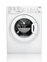 Aquarius WDAL8640P 1400 Spin, 8kg Wash, 6kg Dry Washer Dryer - White