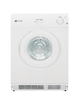 white-knight-c44a7w-7kg-load-vented-dryer-next-day-delivery-white