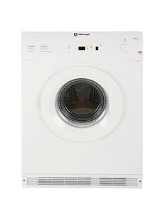 white-knight-c86a7w-7kg-load-vented-sensor-tumble-dryer-white