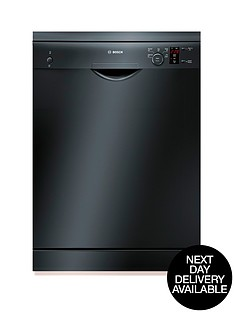 bosch-sms50t06gb-12-place-settings-dishwasher-black-next-day-delivery
