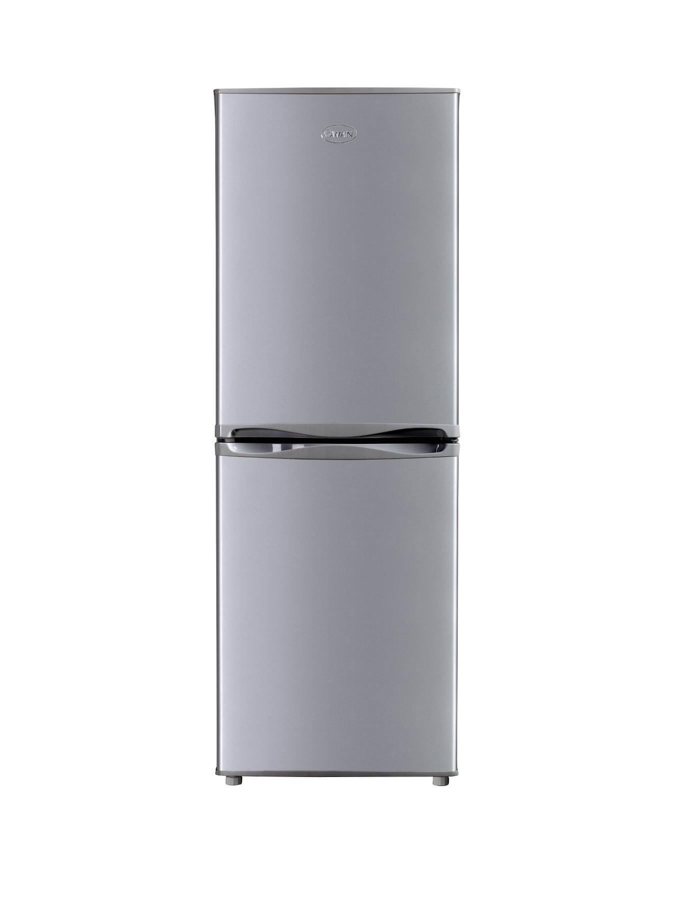 SR5290S 50cm Fridge Freezer - Silver