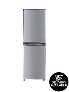 swan-sr5300s-55cm-fridge-freezer-silver-next-day-delivery