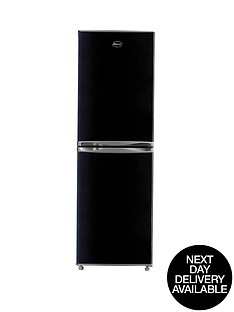 swan-sr5310b-55cm-frost-free-fridge-freezer-black-next-day-delivery
