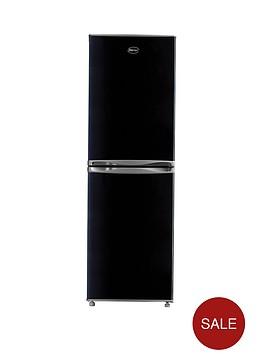 swan-sr5310b-55cm-frost-free-fridge-freezer-next-day-delivery-black