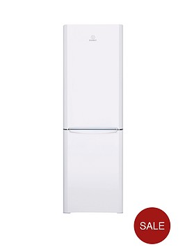 indesit-biaa134pf-60cm-frost-free-fridge-freezer-white