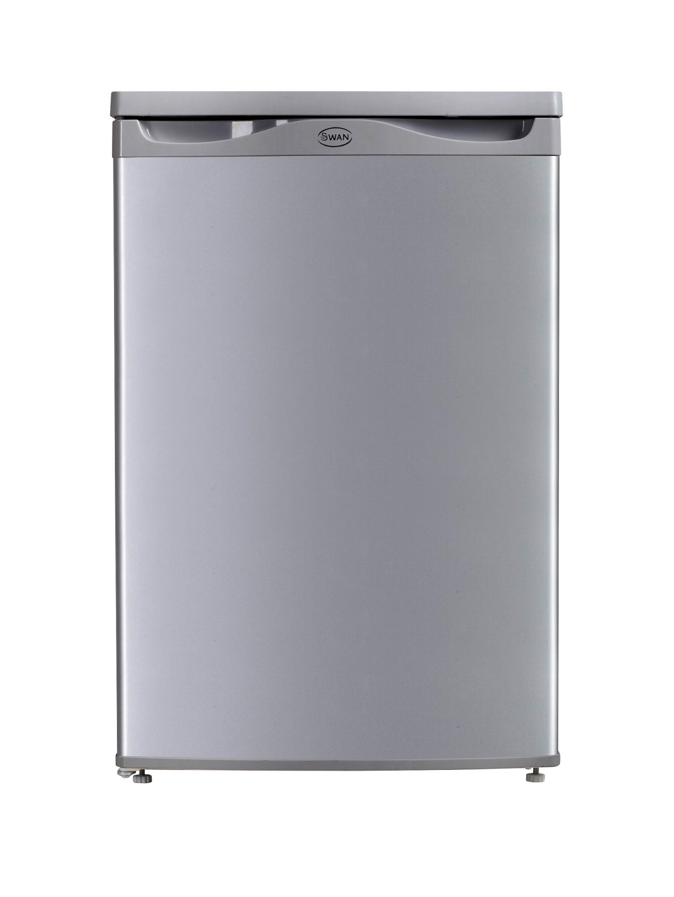 SR5141S 55cm Under-counter Larder Fridge - Silver at Littlewoods