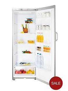 indesit-siaa12sl-60cm-tall-fridge-silver