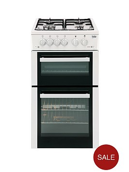 beko-bdg582wp-fsd-50cm-width-gas-cooker-with-connection-white
