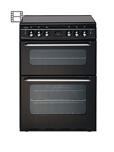 new-world-600tsidlm-60cm-twin-cavity-gas-cooker-black