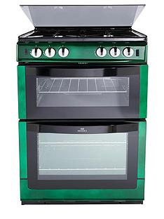 new-world-60gtcl-60cm-twin-cavity-gas-cooker-green