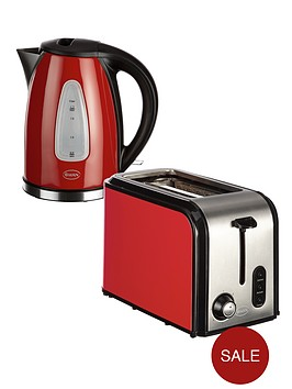 swan-sk13110rst70110r-fastboil-kettle-and-2-slice-toaster-pack-red