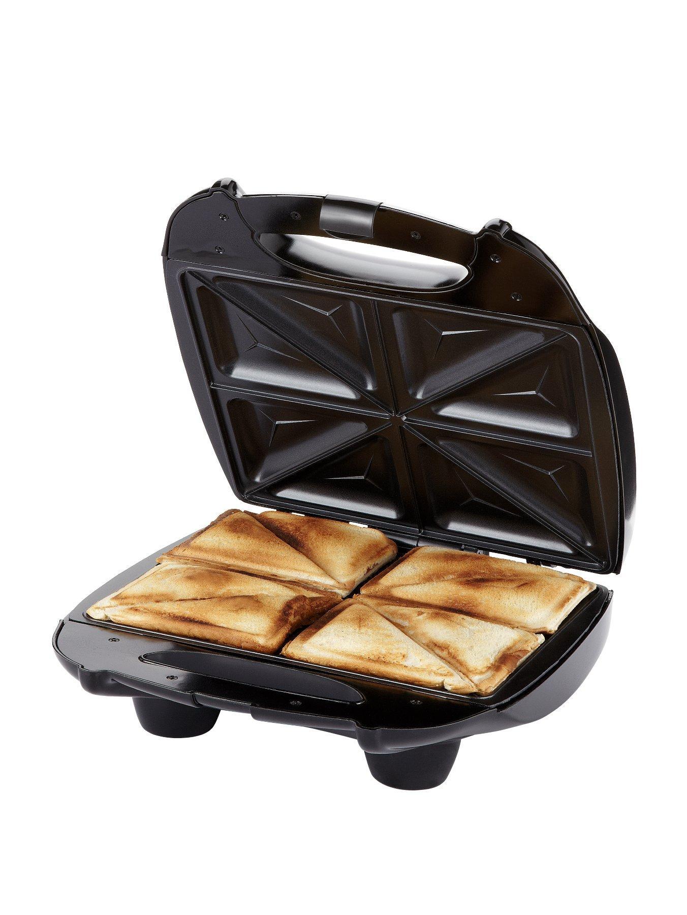 18023 4-Round Sandwich Maker