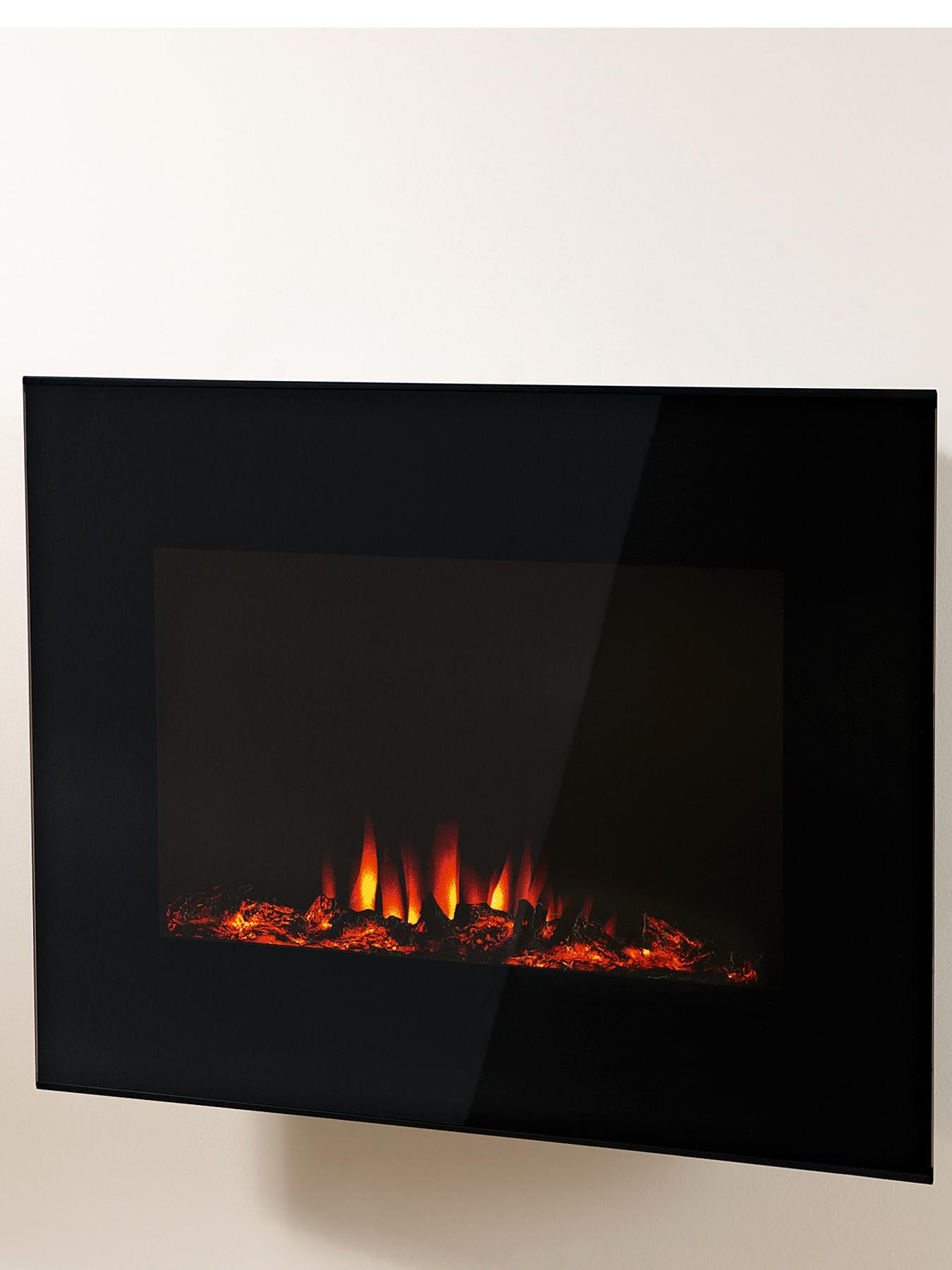 SH2040 Wall Mounted Electric Fire