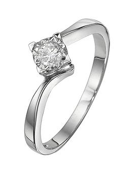 love-diamond-9-carat-white-gold-15pt-diamond-illusion-set-ring