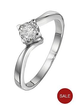 love-diamond-9-carat-white-gold-15pt-diamond-illusion-set-ring