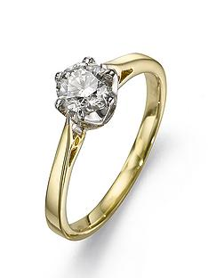 love-diamond-9-carat-yellow-gold-50-point-solitaire-ring