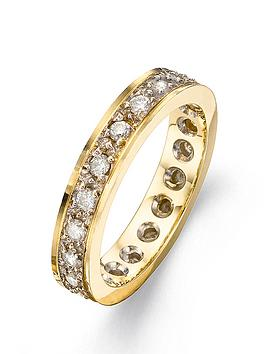 love-diamond-9-carat-yellow-gold-50pt-full-diamond-eternity-ring