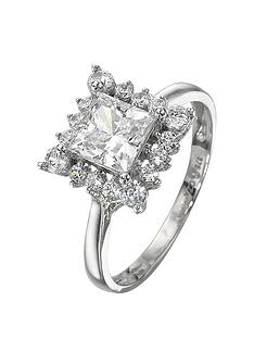 love-gem-9-carat-white-gold-square-cubic-zirconia-ring