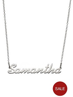 the-love-silver-collection-personalised-sterling-silver-name-necklace