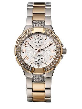 guess-mini-prism-rose-gold-2-tone-ladies-watch